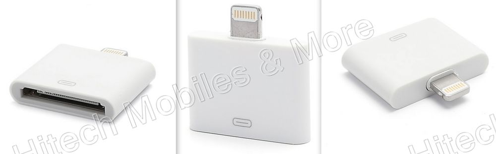 30PIN ADAPTOR FOR APPLE IPHONE 5
