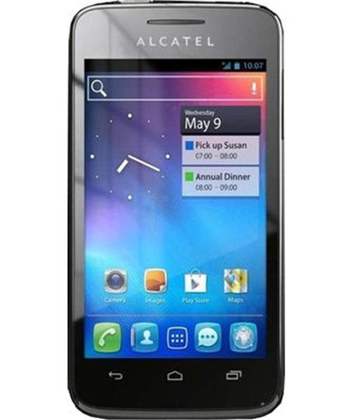 Alcatel One Touch OT-5020X M'Pop Black
