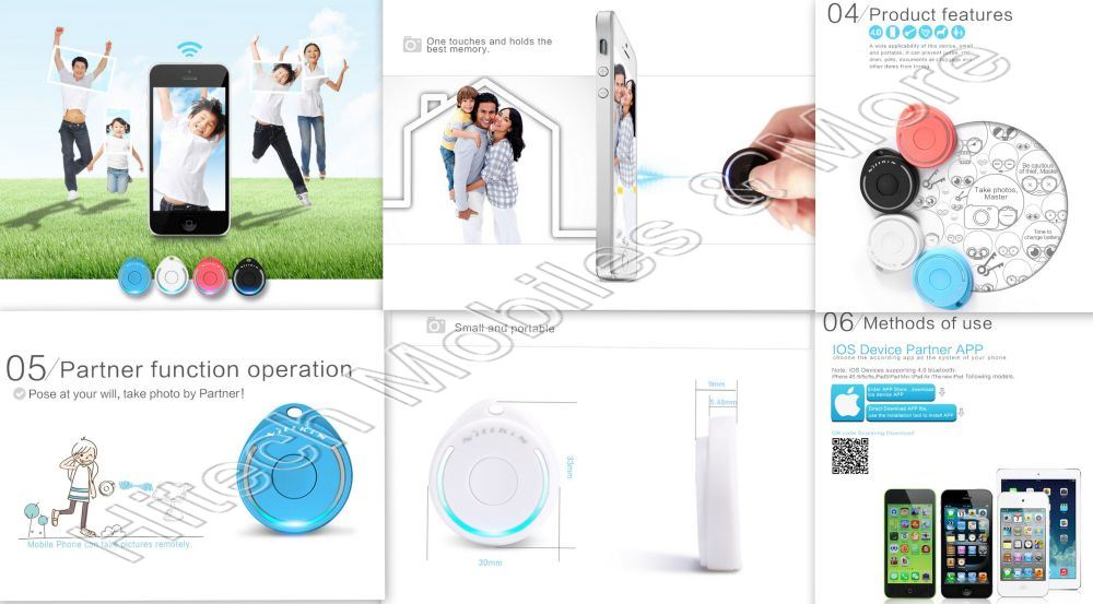 Anti Lost Device Bluetooth Photograph self Timer
