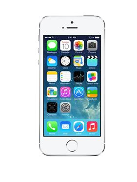 Apple Iphone 5S 16GB NZ New Silver