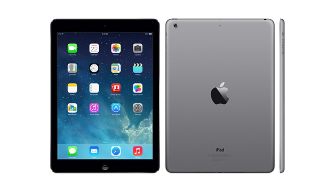 Apple iPad Air Wifi 16GB Space Grey NZ New