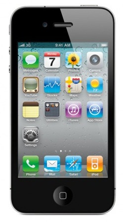 Apple iphone 4S 8GB Black Sealed