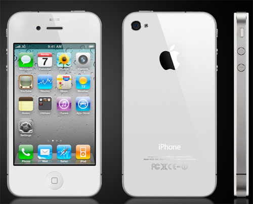 Apple iphone 4S 8GB White OEM STOCK