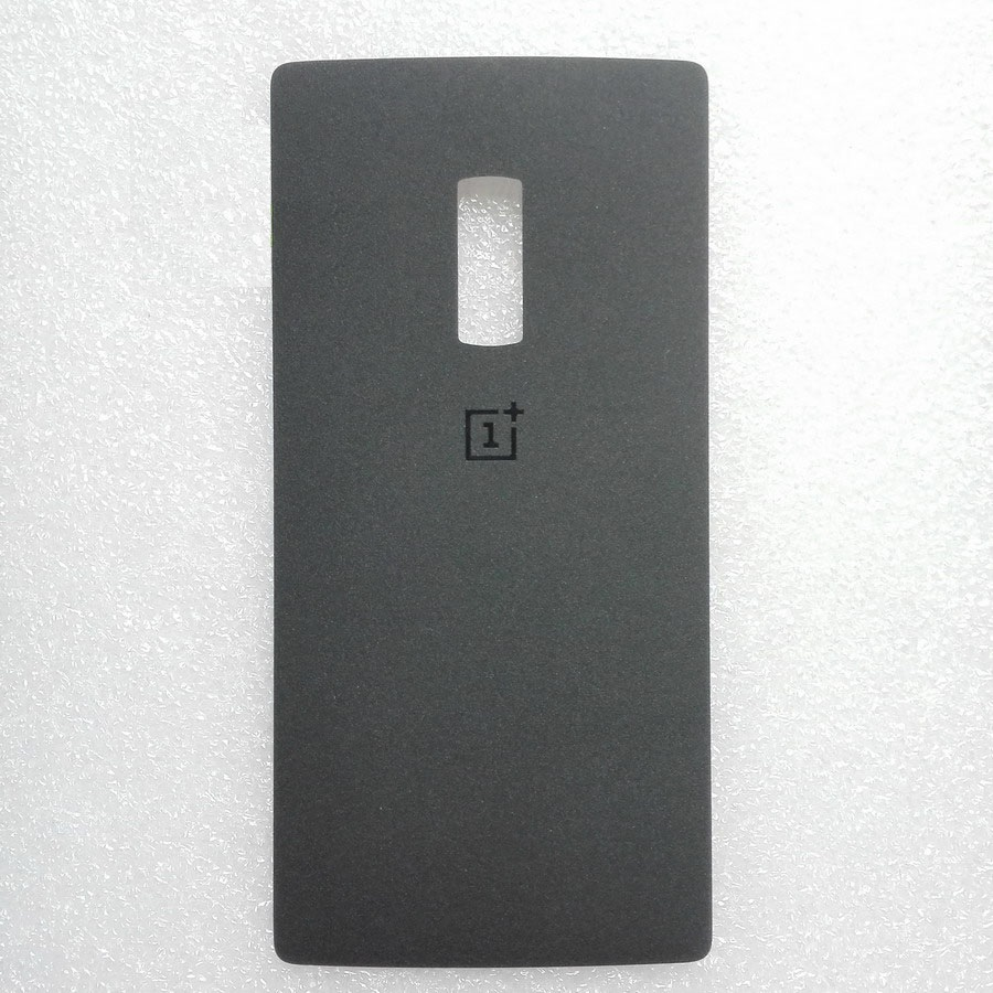 Black Battery Door Cover For OnePlus 2