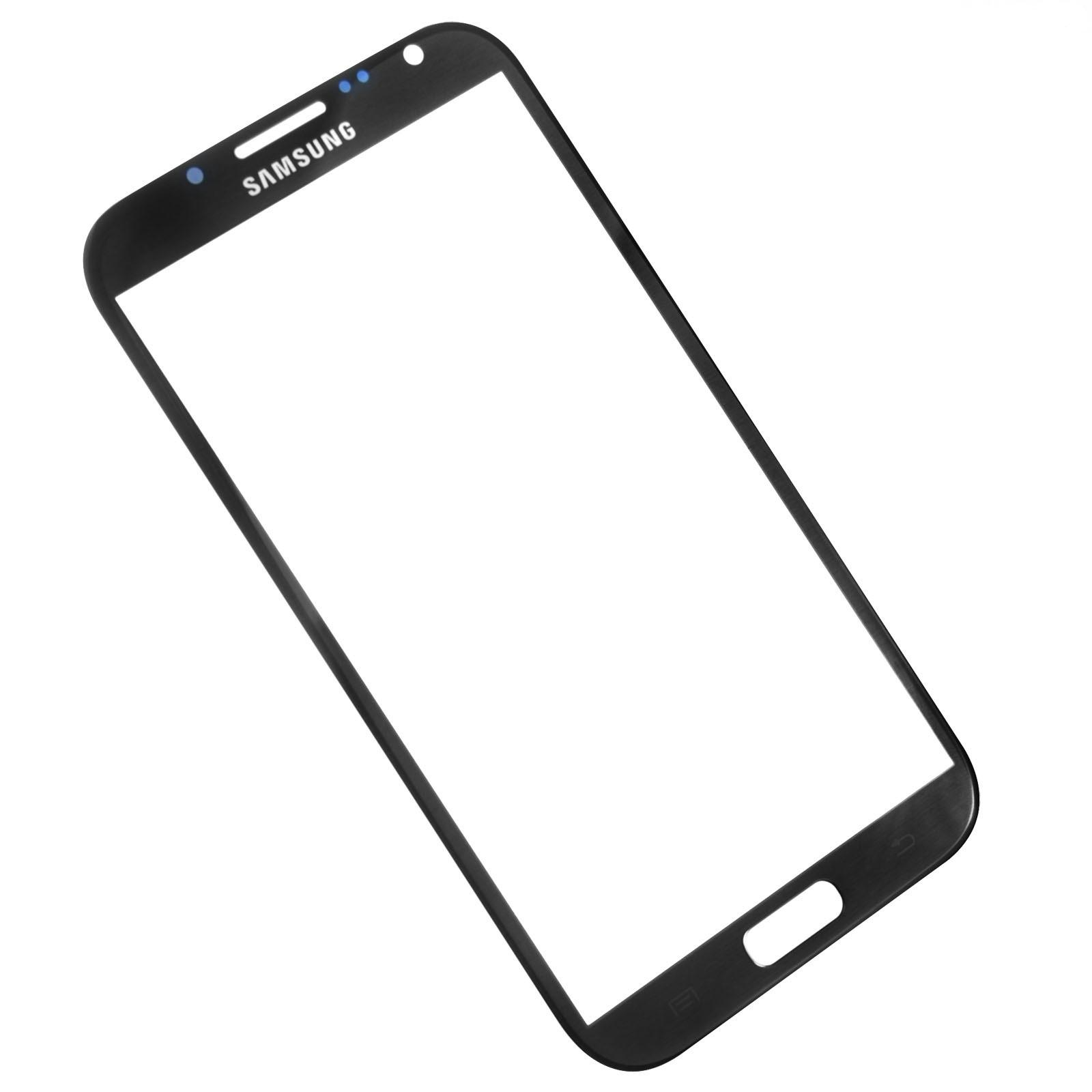 Front Glass Screen Samsung Galaxy N7100 Note 2