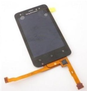 LCD+Touch Screen for Sony ST17i Xperia Active