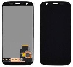 Black LCD + Touch + Frame Motorola   XT1039 Moto G LTE