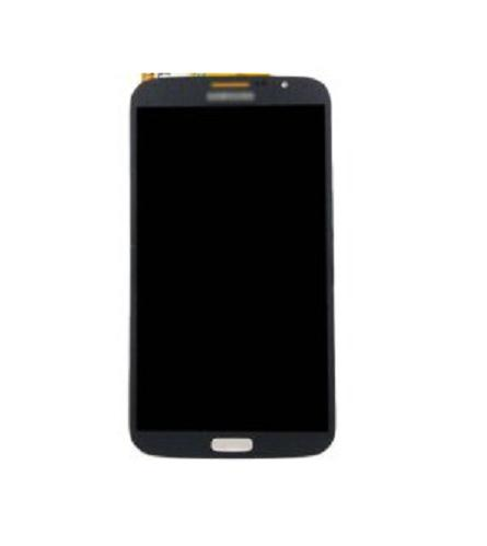Black LCD + Touch + Frame for Samsung i9205 Galaxy 6.3 Mega