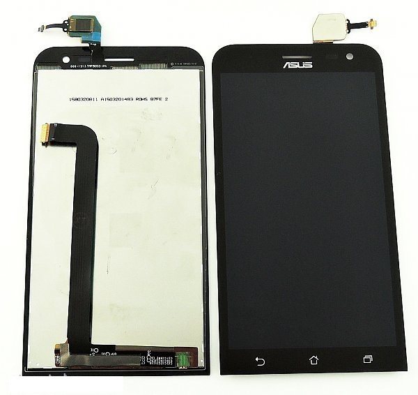 LCD Amp Touch Screens