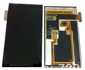Black LCD + Touch for LG GD880 Mini