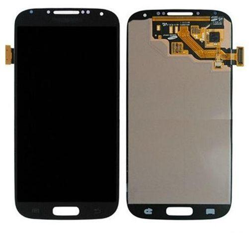 Black LCD + Touch + Frame for Samsung I9505 Galaxy S4