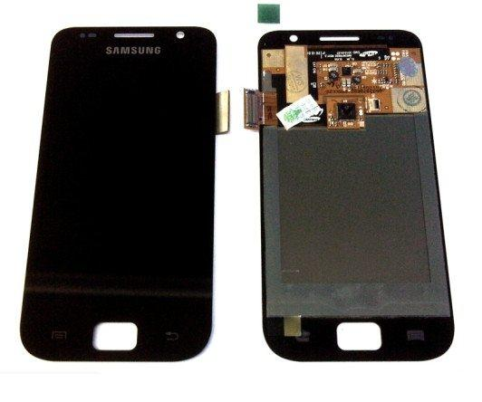 Black LCD + Touch for Samsung I9000 Galaxy S