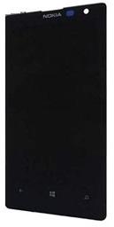Black Lcd + Touch + Frame Nokia Lumia 1520