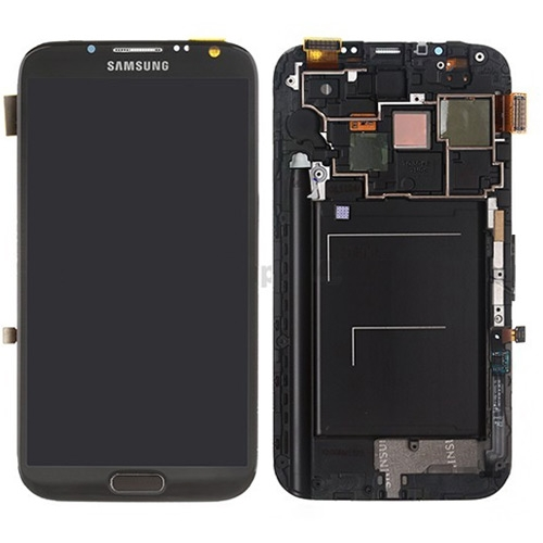 Lcd + Touch + Frame Samsung N7100 note 2