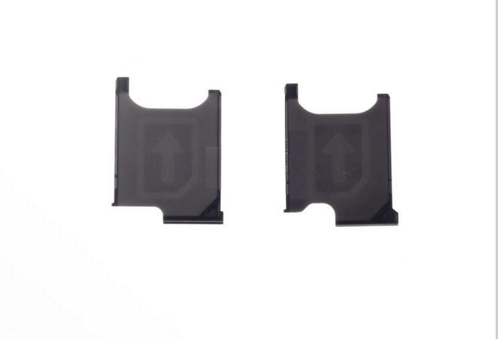 Black SIM Card Tray For Sony Xperia Z Ultra XL39h