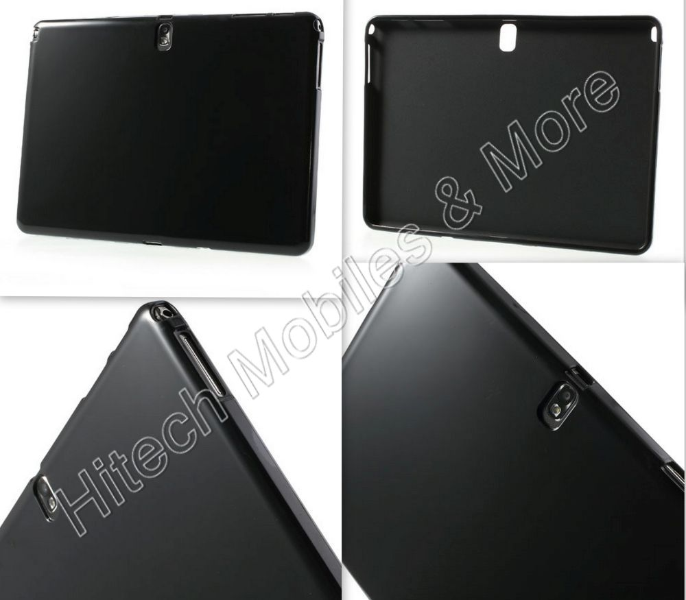Black TPU Case for Samsung Galaxy Tab P600