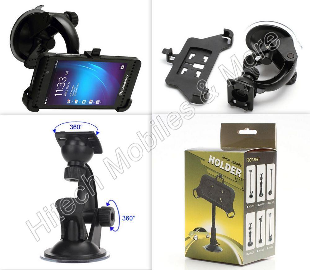 Car Cradle Holder Stand Mount for BlackBerry Z10