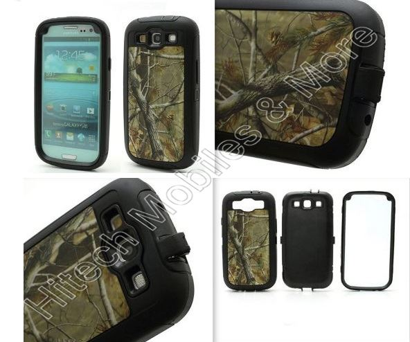 Heavy Duty Case for Samsung Galaxy S III S3 I9300