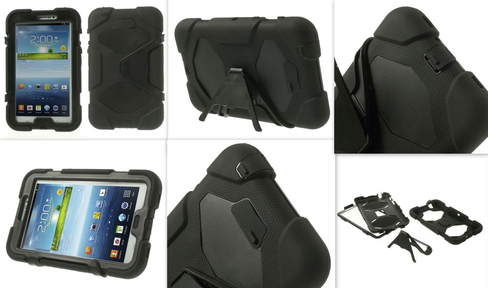Defender Case for Samsung T210 Galaxy Tab 3 7.0 P3200