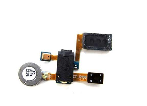 Earpiece Flex cable for Samsung i9100 S2