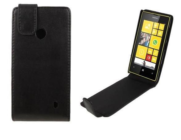 FlipType PU Leather Case For Nokia Lumia 720