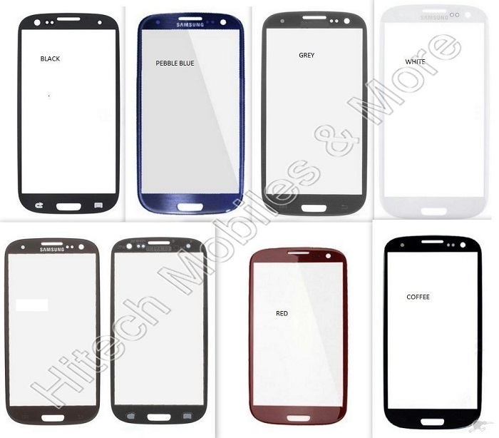 Front Glass Screen Samsung I9300 Galaxy S3