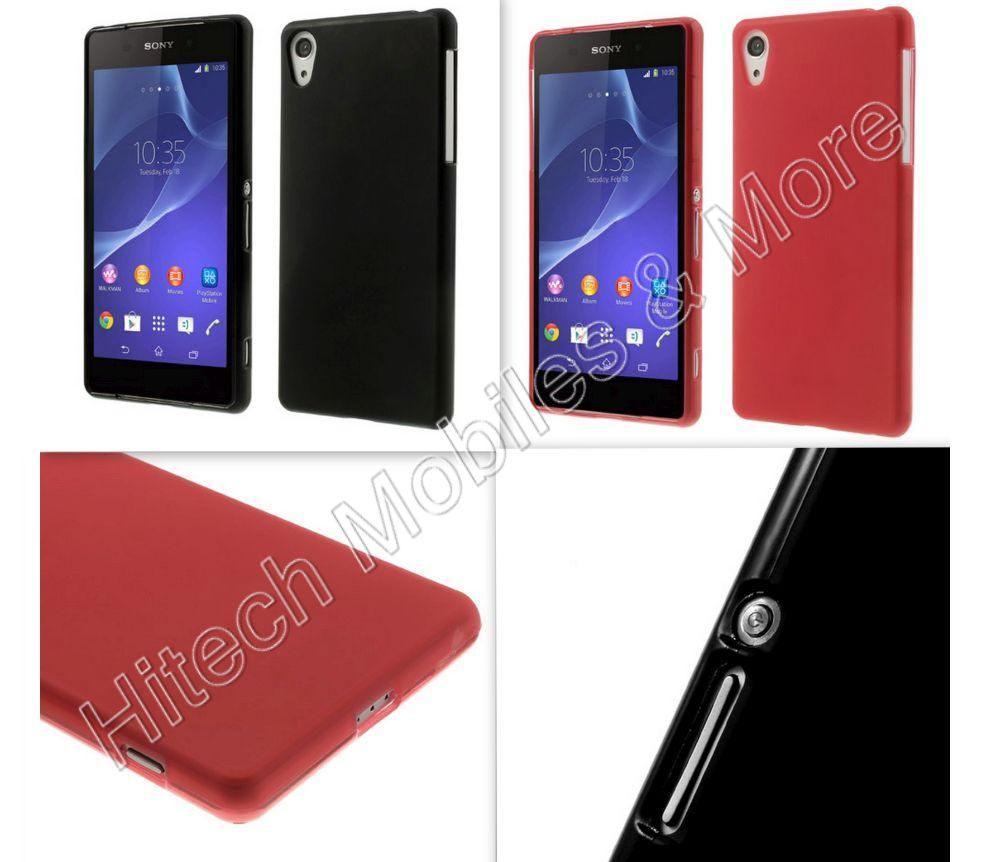 Frosted TPU Case for Sony Xperia Z2 D6502 D6503