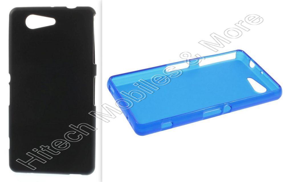 Frosted TPU Case for Sony Xperia Z3 Compact D5833