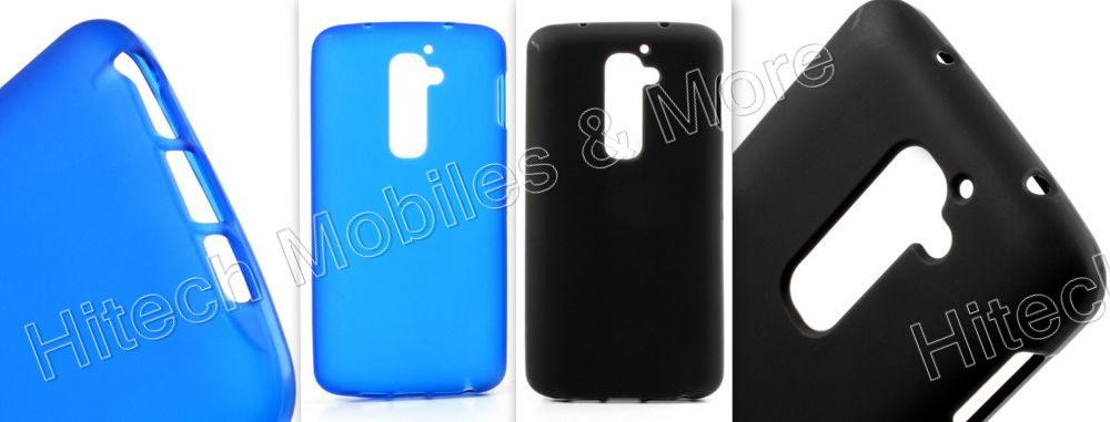 Frosted TPU Gel Case for LG D802 Optimus G2