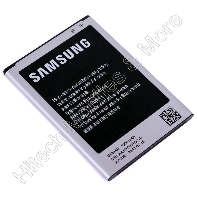 Genuine B500BE Battery for Samsung Galaxy I9195