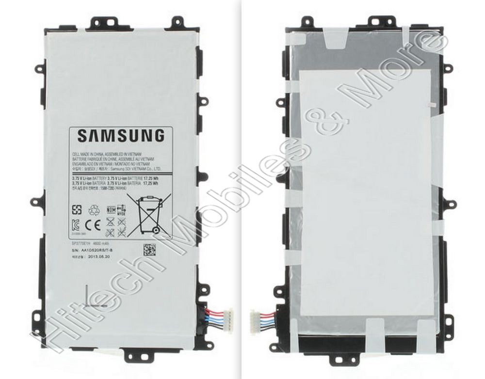 Replacement Battery for Samsung Galaxy  N5100