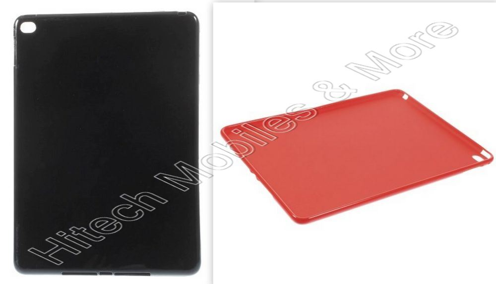 Glossy TPU Gel Case for Apple iPad Air 2