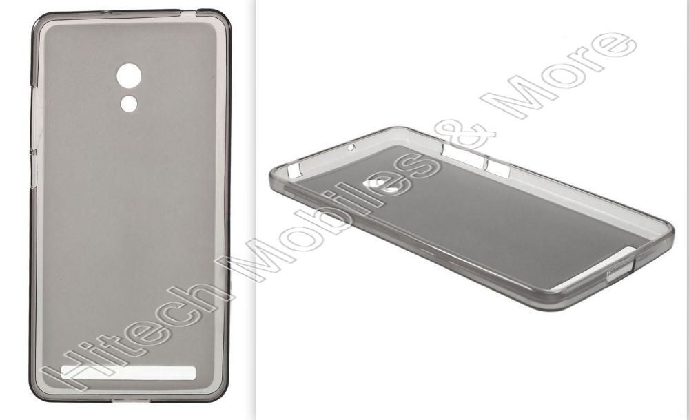 Grey TPU Jelly Case for Asus Zenfone 6