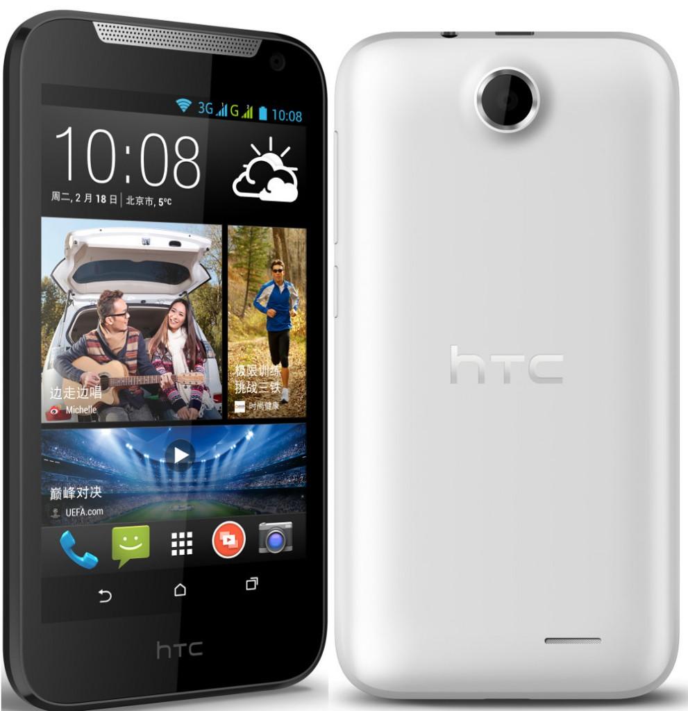 HTC Desire 310 White