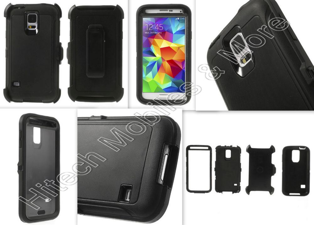 Heavy Duty Protective Case For Samsung S5 G900