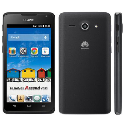 Huawei Ascend Y530 Black Unlocked
