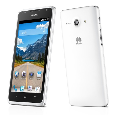 Huawei Ascend Y530 White NZ New