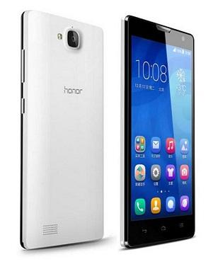 Huawei Honor 3C Dual sim White
