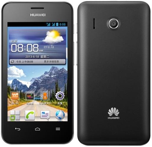 Huawei Y320 Ascend Black