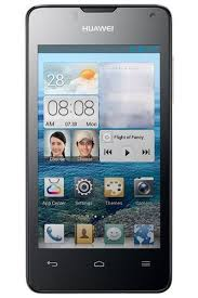 Huawei Y300 Ascend Black