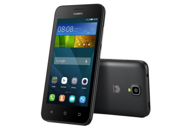 Huawei Y560 Black Unlocked