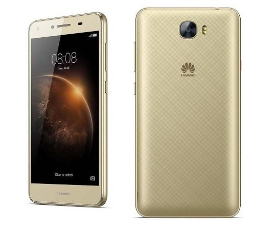 Huawei Y6 Elite Gold Unlocked