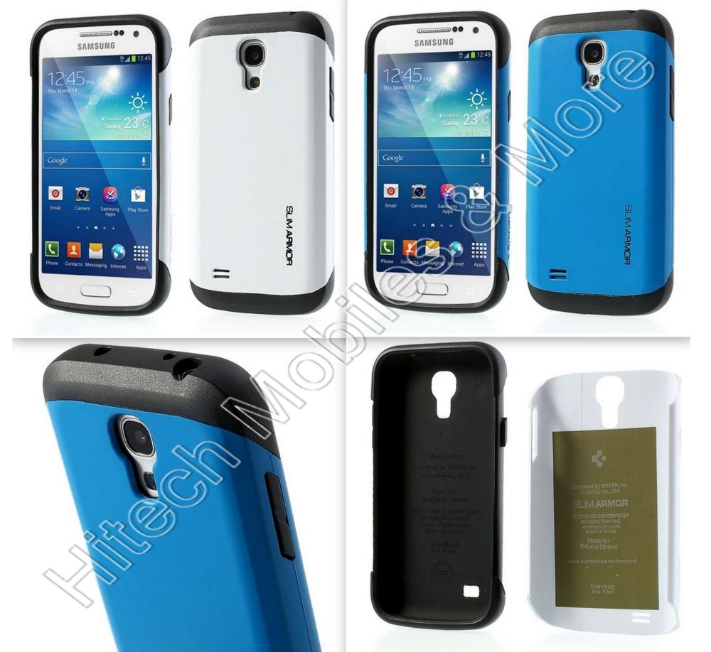 Hybrid Case For Samsung Galaxy S4 Mini i9190 i9195