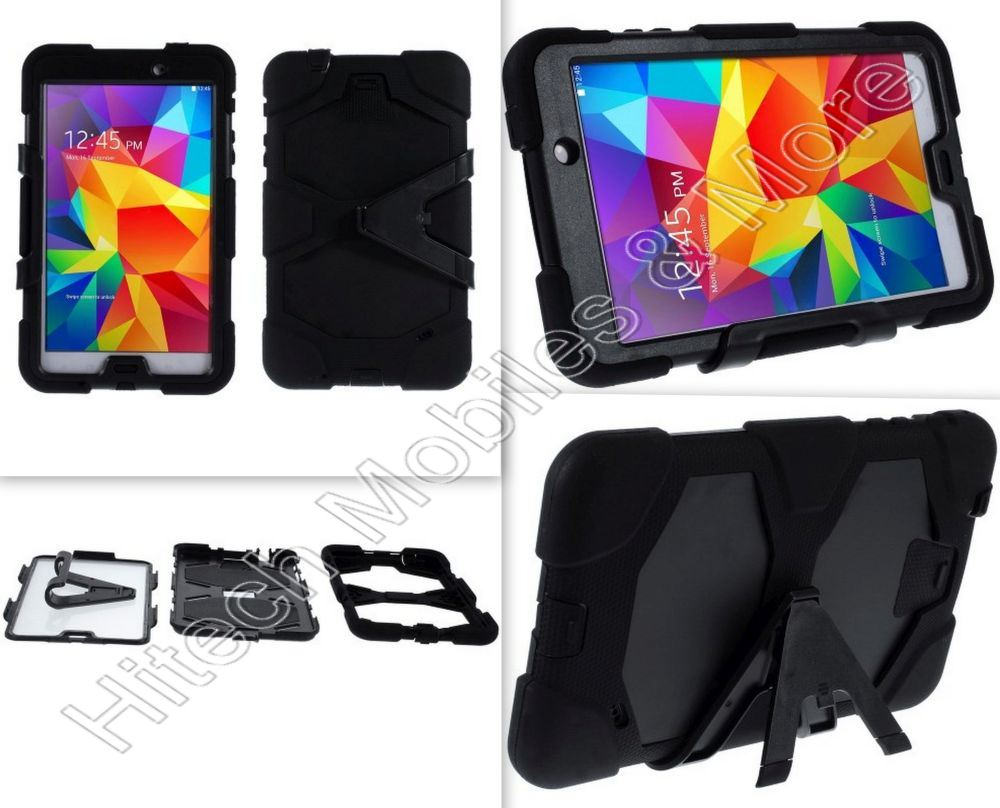 Hybrid Case for Samsung Galaxy Tab 4 8.0 T330 T331