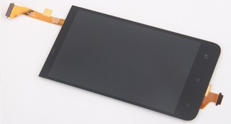 Black LCD + Touch Screen For HTC Desire 510