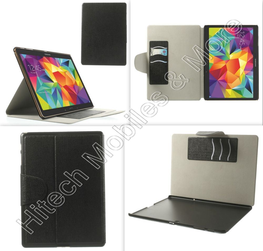 Leather Case for Samsung T800 T805 Galaxy Tab S