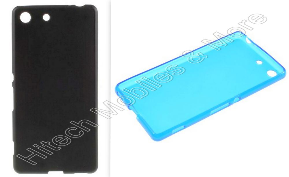Matte Gel TPU Case for Sony Xperia M5 E5653