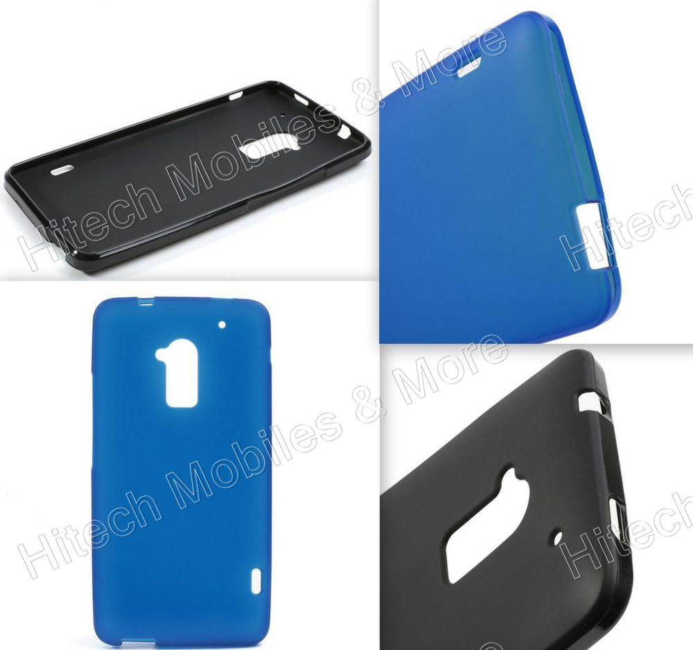 Matte TPU Case for HTC One Max