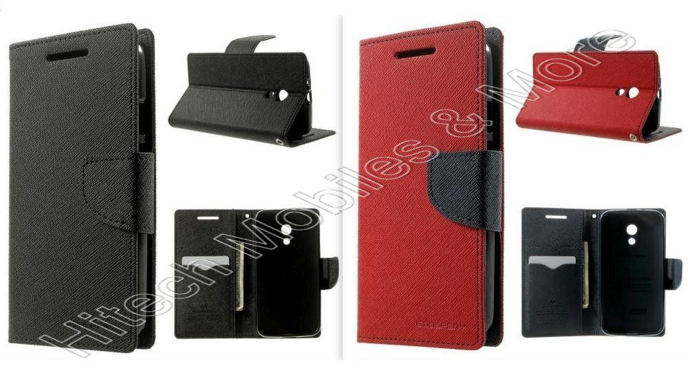 Mercury Wallet Case for Motorola Moto G2 XT1068
