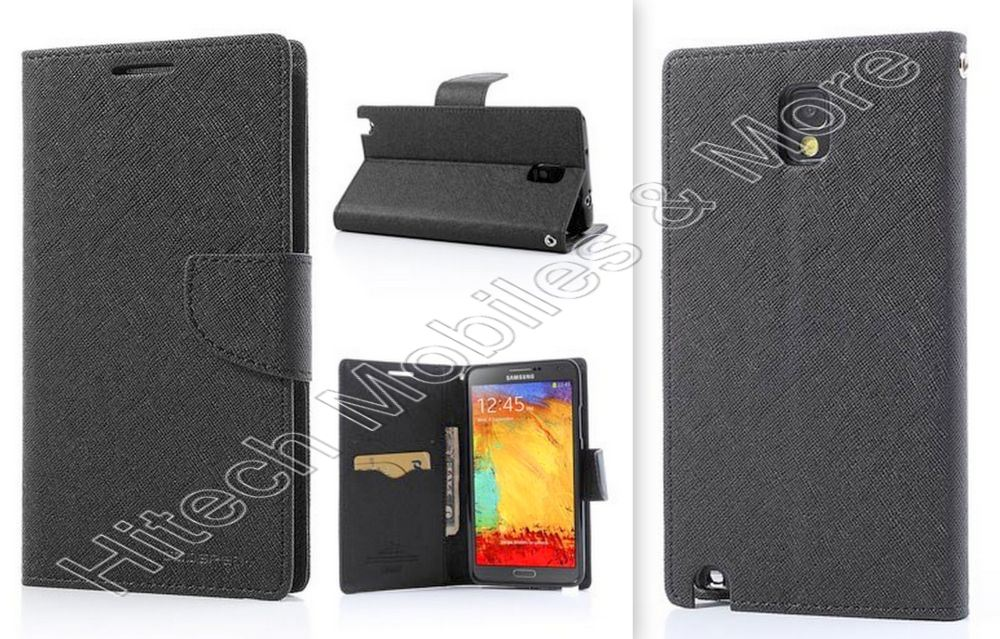 Mercury Wallet Case for Samsung Note 3 N9005
